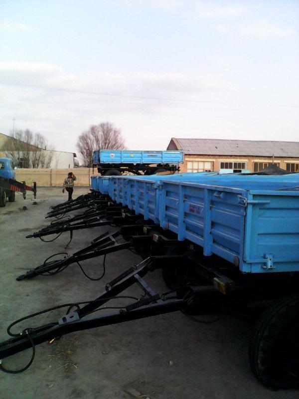 Купить Прицепы тракторные