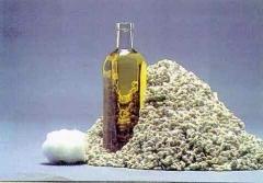 Масло хлопковое рафинированное