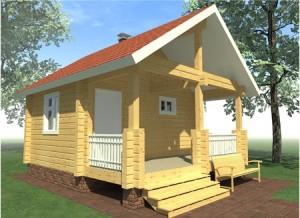 Заказать Строительство деревянной бани